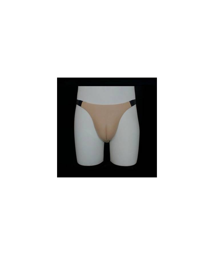 Culotte String Faux Vagin - Camel Toe