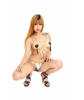 Body Chaine BDSM - Lingerie Sexy