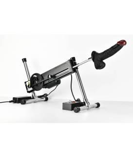 Pack Fucking Machine FuckerMachine F03 Version 2019 - Gode + Plaque Ventouse + Adaptateur Vac-U-Lock  -