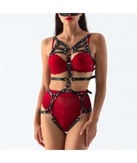 Harnais BDSM Lingerie coquine erotique sexy